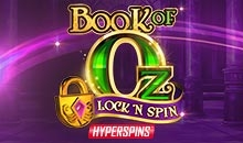 Book of Oz: Lock n Spin